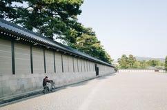 Kyoto Kamigyo oddział Zdjęcia Stock