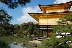 Kyoto Kinkakuji Rokuonji Japan temple Stock Image