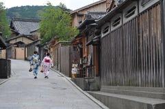 Kyoto Kiyomizu-Dera Immagini Stock Libere da Diritti