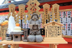 Kyoto Kiyomizudera tempel Royaltyfria Foton