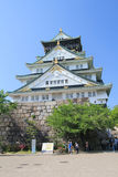 Kyoto Kiyomizudera tempel i Japan Royaltyfri Bild