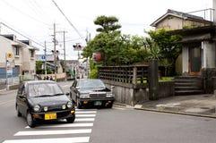 KYOTO - 29 MAI : Streetview à Kyoto peut dessus 29, 20 Photo libre de droits