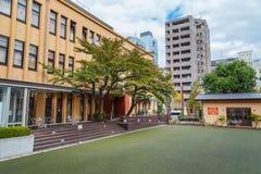 Kyoto Manga Międzynarodowy muzeum Fotografia Royalty Free