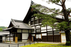 KYOTO - MAY 29 : buildings of Kinkakuji Temple  on Stock Image