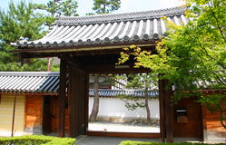 Kyoto medieval Imagem de Stock Royalty Free