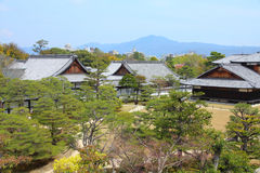 Kyoto - Nijo Castle royalty free stock photos