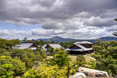 Kyoto, Nijo Castle Royalty Free Stock Photo