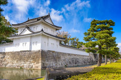 Kyoto Nijo Castle Stock Images