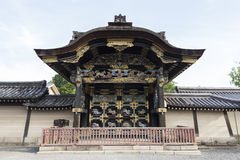 Free Kyoto Nishi Hongan Ji Temple Karamon Gate Royalty Free Stock Images - 74245439