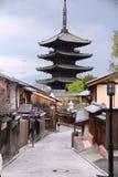 Kyoto Old Town Stock Photos