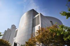 KYOTO 23 OTTOBRE: Museo di Suntory vicino al villaggio del porto di Tempozan - Osa Fotografie Stock Libere da Diritti