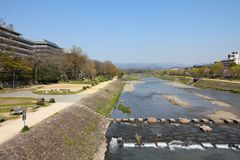 Kyoto park Royalty Free Stock Photography