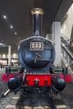 Kyoto railway museum Stock Photos