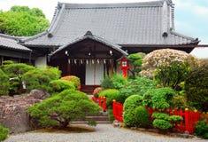 Kyoto Shrine Stock Photos