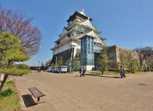 Kyoto slott royaltyfri bild