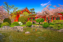 Kyoto in Spring Royalty Free Stock Photography