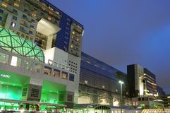 kyoto stacja Fotografia Stock