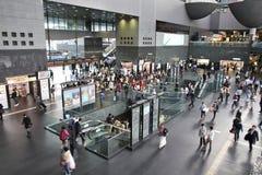 Kyoto stacja Zdjęcia Stock