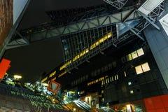 Kyoto stacja Obraz Stock