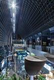 Kyoto stacja Zdjęcia Royalty Free