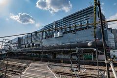 Kyoto stacja Zdjęcie Stock