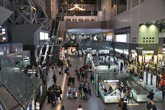 Kyoto stacja Obrazy Royalty Free