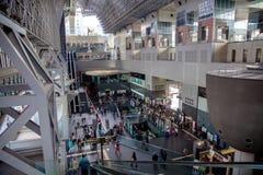 Kyoto stacja jest Japonia 2nd dworcem Zdjęcia Royalty Free