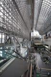 Kyoto stacja w Japonia Zdjęcie Stock