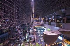 Kyoto station Royaltyfria Bilder