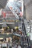 Kyoto station Arkivfoton