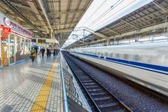 Kyoto station Fotografering för Bildbyråer