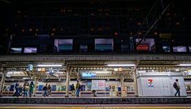 Kyoto station Royaltyfri Bild
