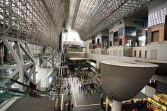 Kyoto-Station. Japan lizenzfreies stockbild