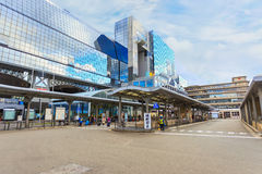 Kyoto Station Stock Photo