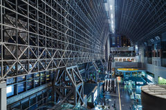 Kyoto Station Royalty Free Stock Image