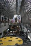 Kyoto station på jul, Japan Royaltyfri Fotografi