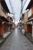 Kyoto street, Japan Stock Photo