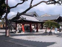 kyoto tempel Royaltyfri Fotografi