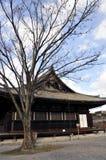 kyoto tempel fotografering för bildbyråer