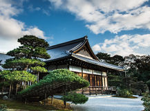 Kyoto Temple Royalty Free Stock Photo