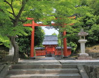 Kyoto Tenryuji temple Japan Royalty Free Stock Photos