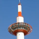 Kyoto tower royalty free stock photo