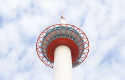 Kyoto tower Royalty Free Stock Image