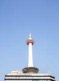 Kyoto tower Stock Image