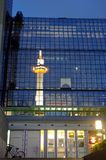 Kyoto Tower in Kyoto Station Stock Images