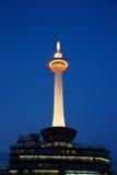 Kyoto tower Stock Photos