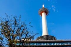 Kyoto Tower Stock Photo