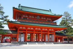Kyoto tradicional Fotografia de Stock