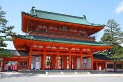 Kyoto tradizionale Fotografia Stock