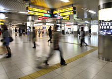 Kyoto train station stock photos